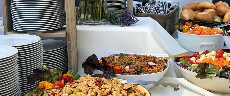 Catering – Salatbuffet